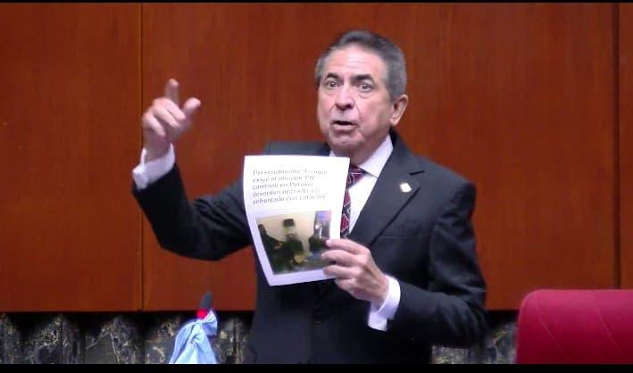 Senador responsabiliza director de la Policía de delincuencia en Peravia