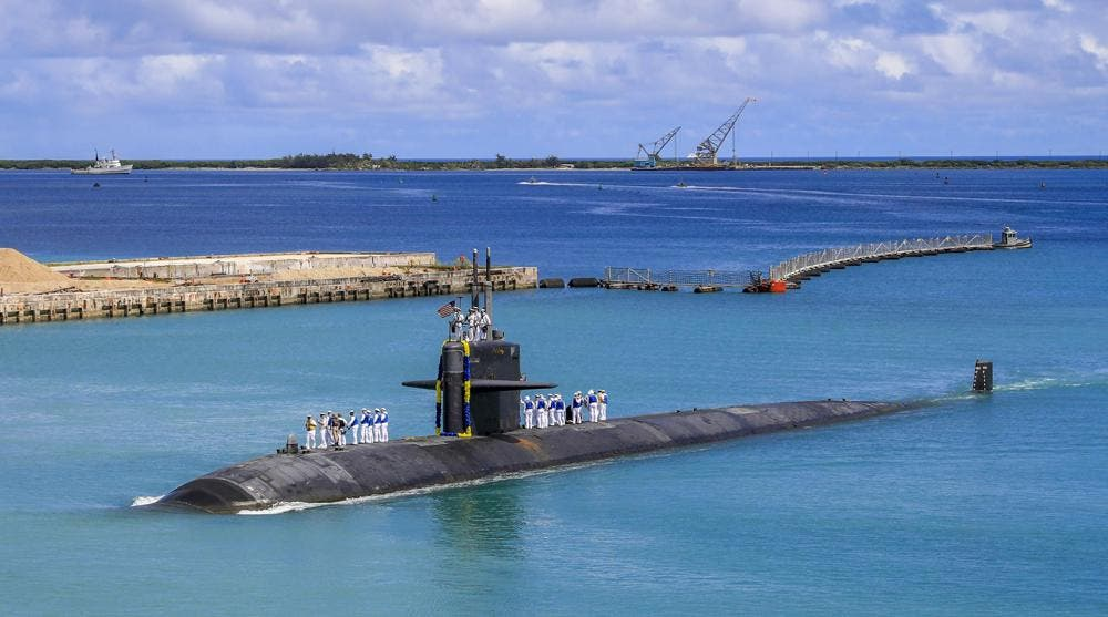 Francia llama embajadores en EEUU y Australia por submarinos