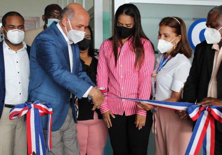 CTC inaugura sala digital en línea T3 del Teleférico de Santo Domingo
