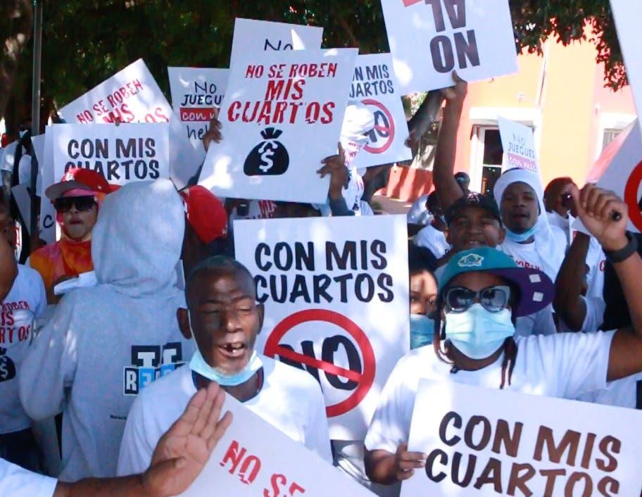 Trabajadores Zonas Francas rechazan entrega del 30% AFP