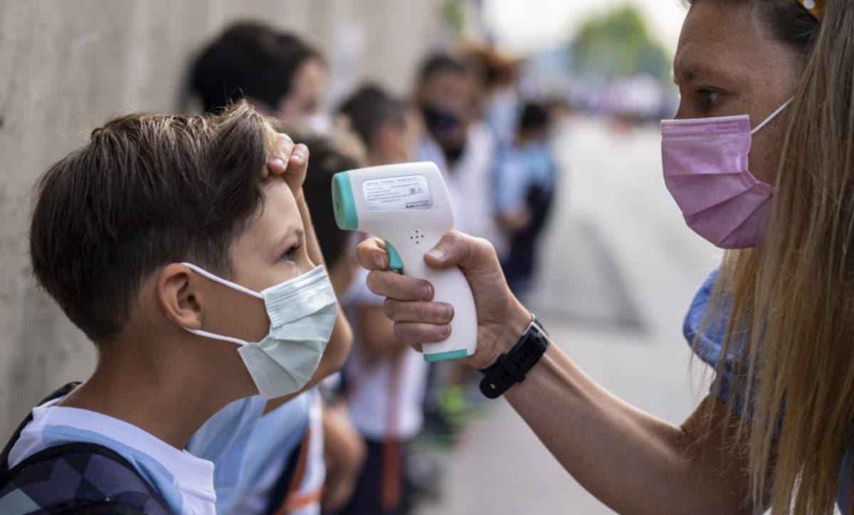 OPS: Niños se contagian, pero aún no son prioridad de vacuna
