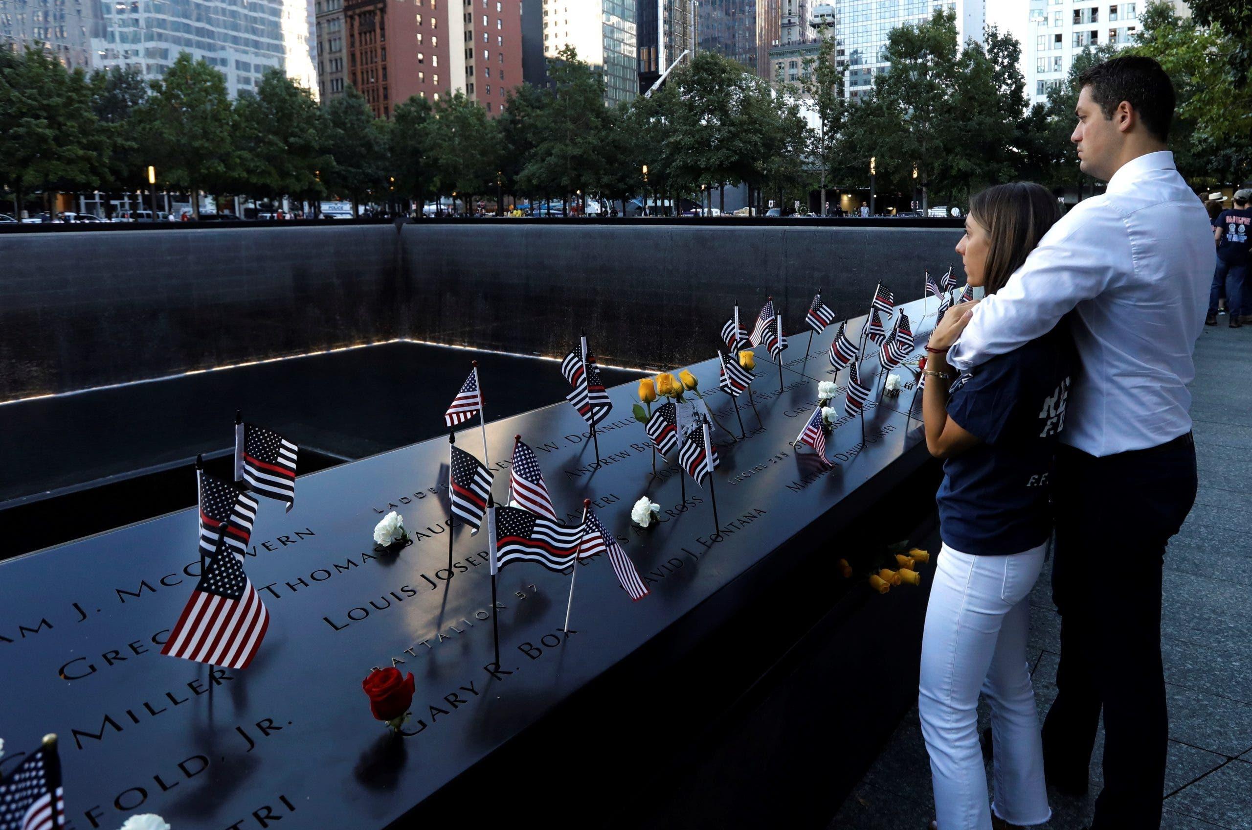 Estados Unidos  recuerda los 20 años del 11-S a la sombra de Afganistán