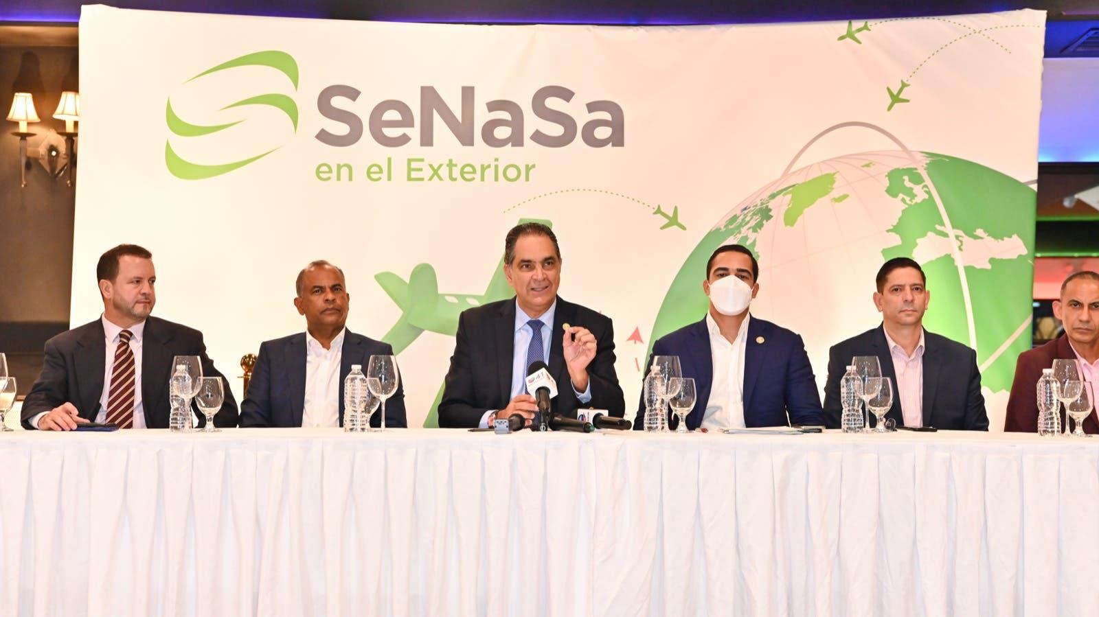 SeNaSa presenta en EEUU el Plan Larimar para diáspora dominicana