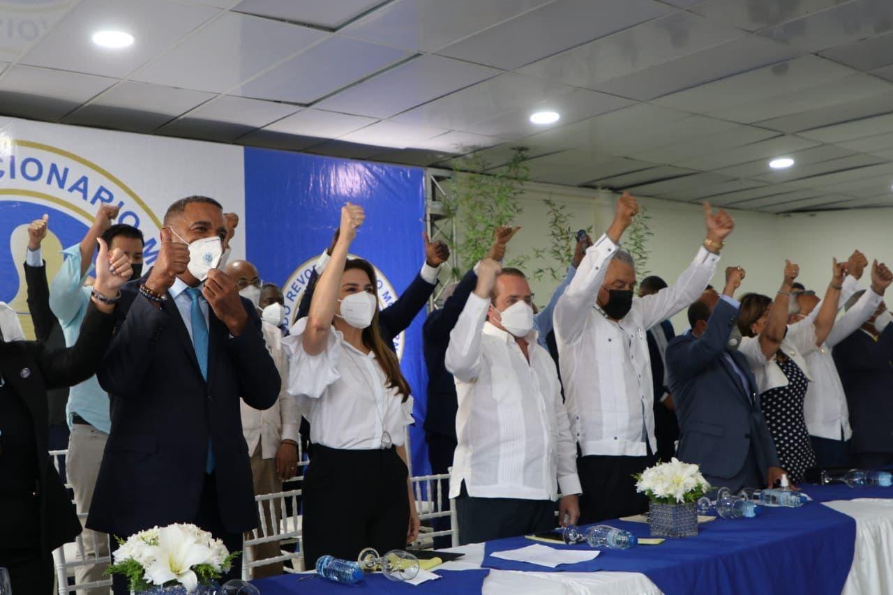 PRM realiza masiva asamblea en Moca