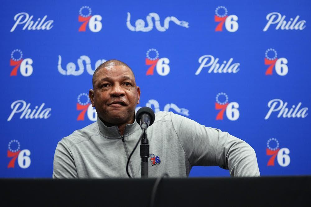 Doc Rivers: los 76ers todavía quieren que regrese Ben Simmons