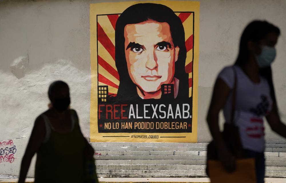 Venezuela frena ronda diálogo por extradición de Saab a EEUU
