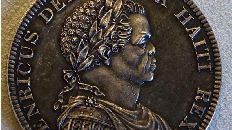 Quién fue Henri Christophe, el esclavo rebelde que se declaró rey de Haití