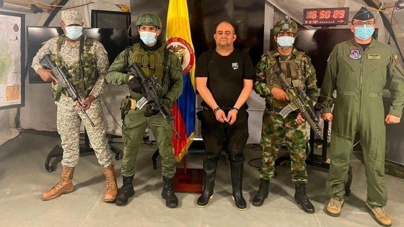 Detienen a Dairo Antonio Úsuga, considerado como el narco más buscado de Colombia y jefe del Clan del Golfo