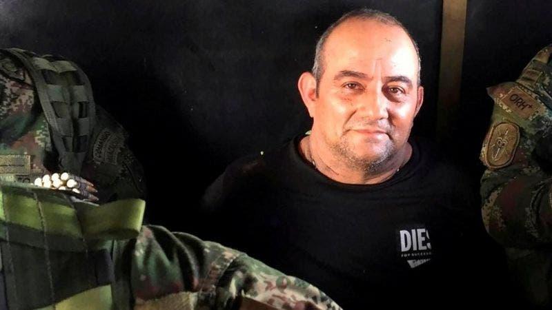 Quién es alias Otoniel, el poderoso narcotraficante capturado en Colombia