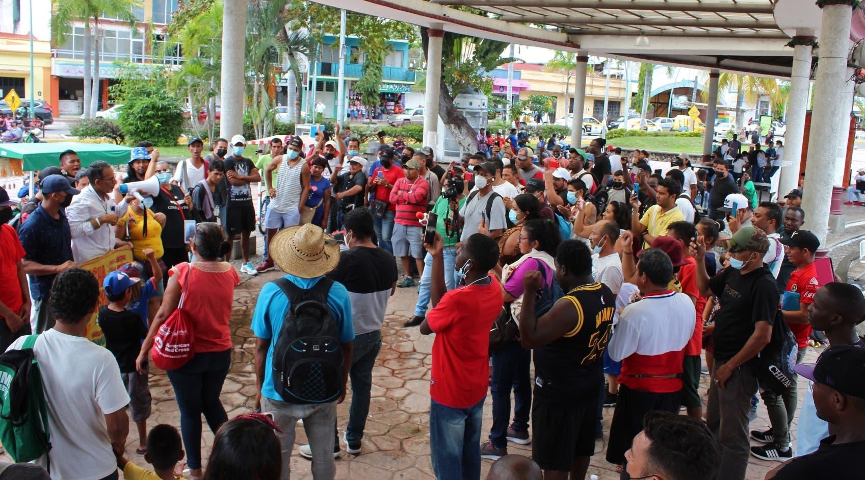 La OIM reporta 500 niños  haitianos deportados que nacieron otros países