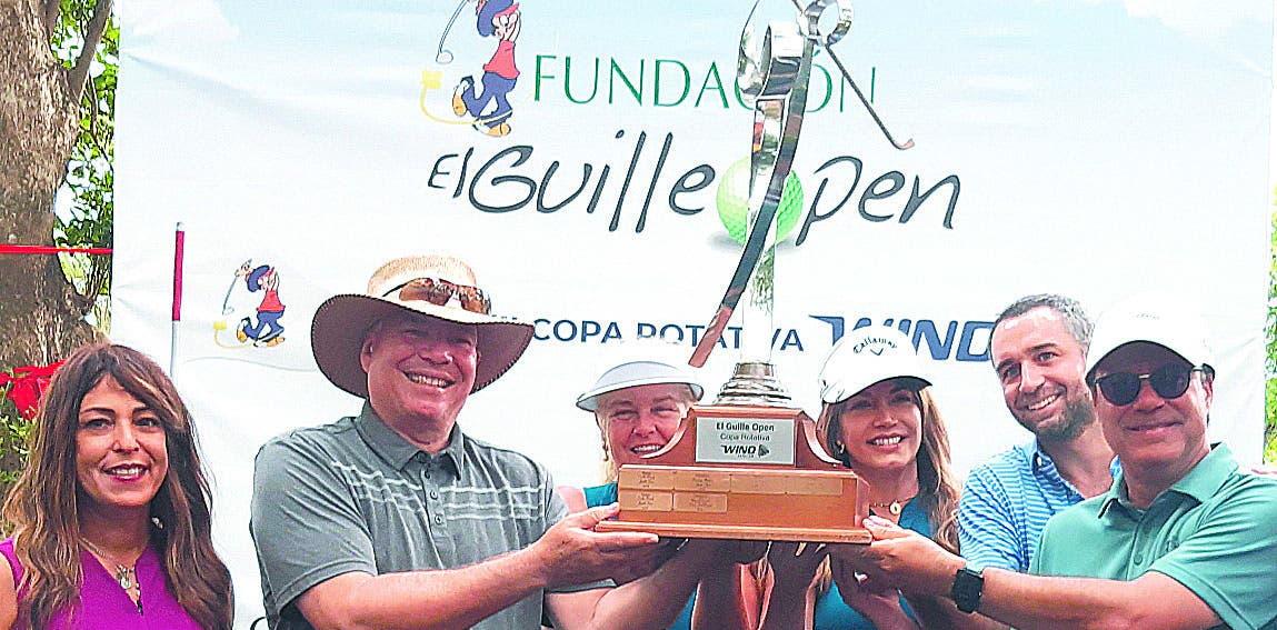 La fundación El Guille Open hace su Torneo de Golf
