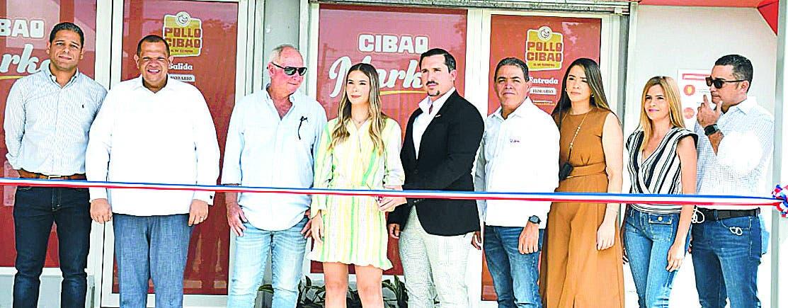 """Pollo Cibao inaugura el  nuevo """"Cibao Market"""""""