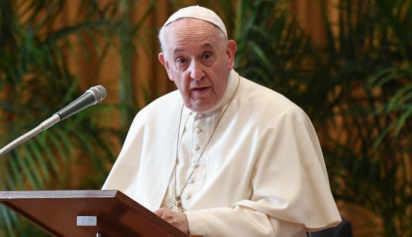 """El papa defiende la objeción de conciencia en abortos como un """"gesto leal»"""