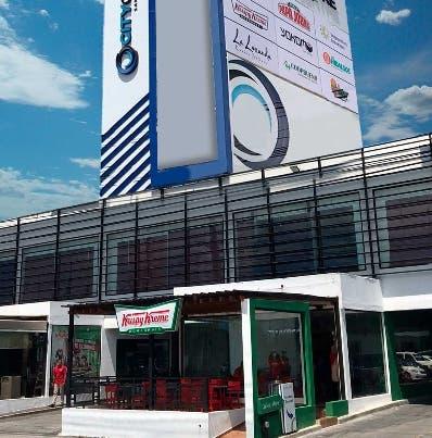 Krispy Kreme abre tienda en  San Isidro