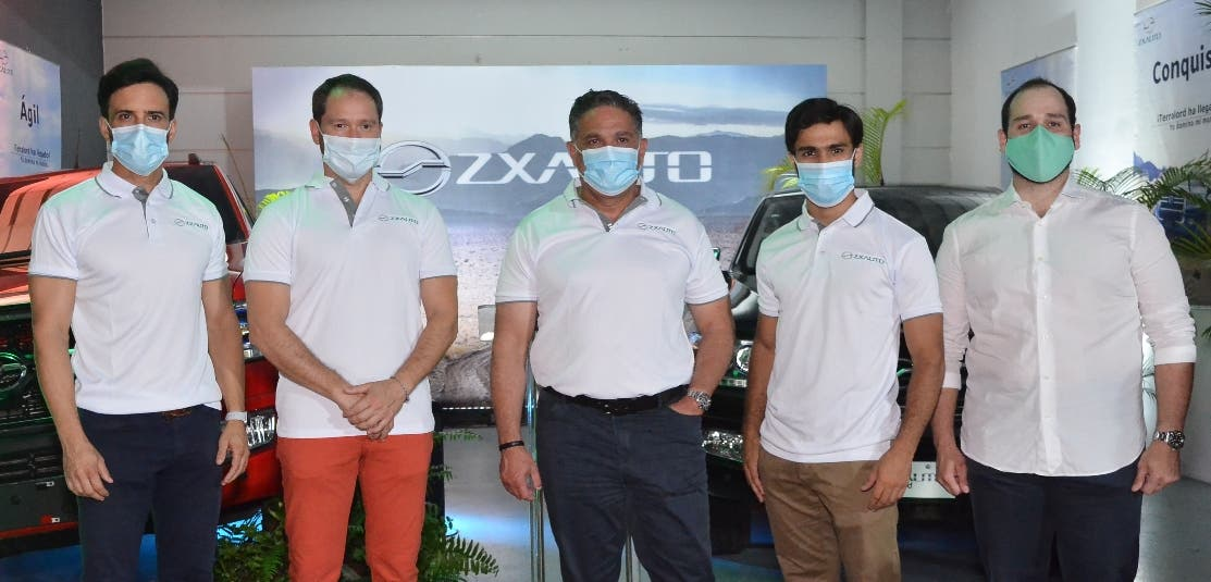 Grupo Avant da la bienvenida a ZX Auto