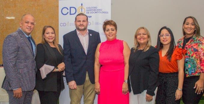 Nueva directiva Colegio Odontólogos filial Santiago
