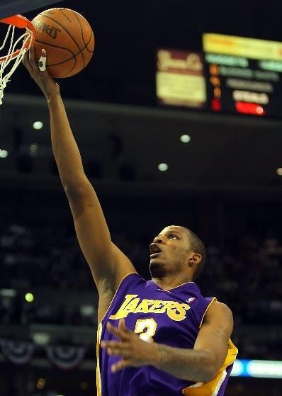 Trevor Ariza, primera baja sufren los Lakers