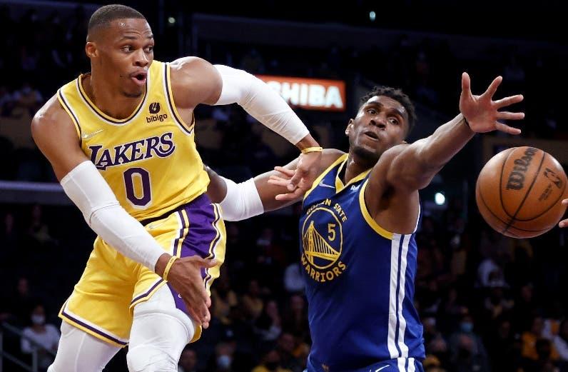 Lakers sin rivales en la conferencia Oeste
