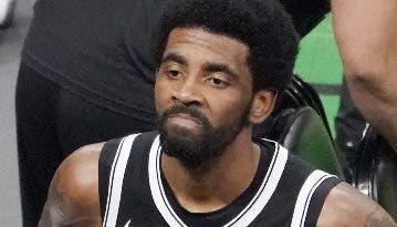 Nets reiteran que si Irving no se vacuna no podrá jugar