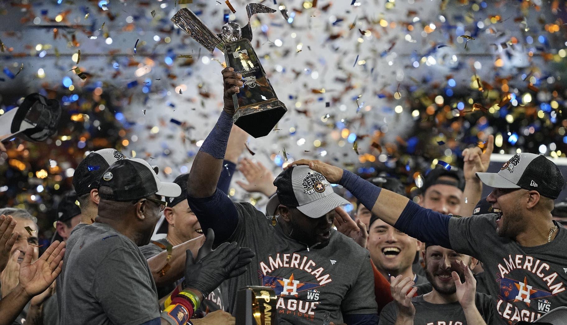 Bravos Vs. Astros en una Serie Mundial dilatada