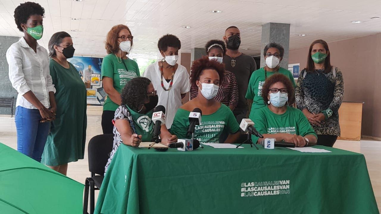 Movimiento Tres Causales rechaza decisión Comisión Bicameral sobre Código Penal