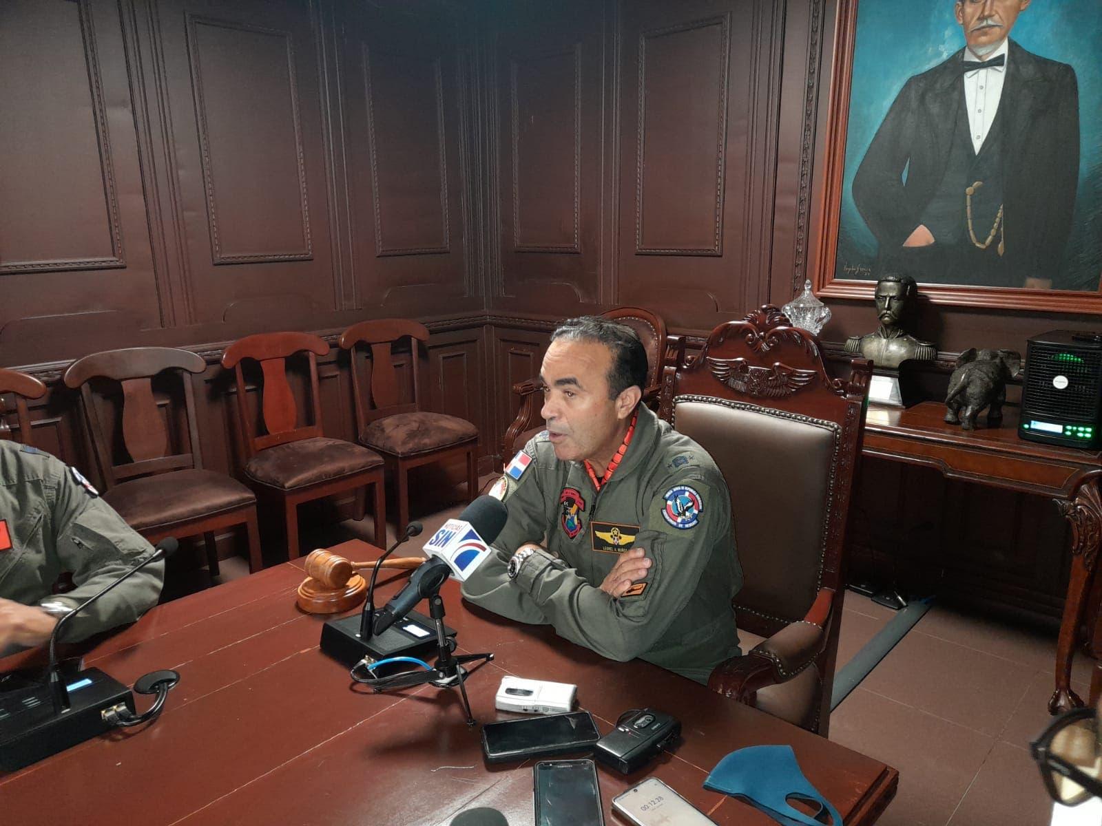 Comandante de la FARD asegura trazas aéreas se han reducido en último año