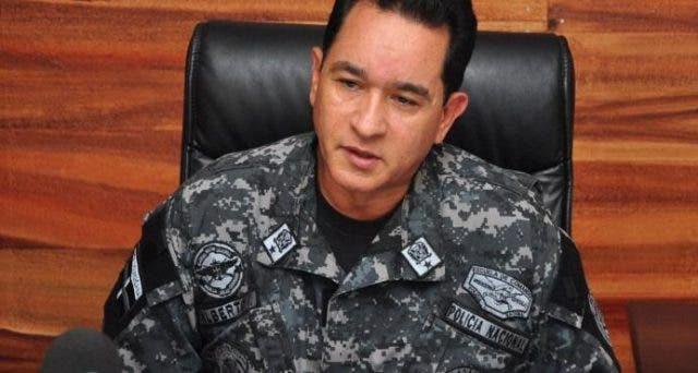 General Eduardo Alberto Then ocupaba la Dirección Genral Sur de la PN en Barahona
