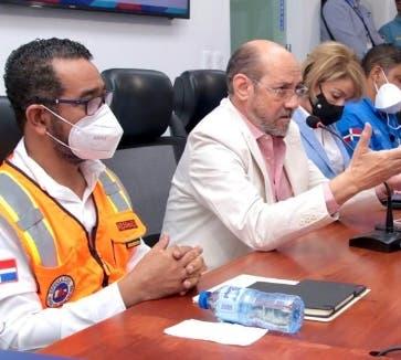 La Defensa Civil prepara entidades para simulacro