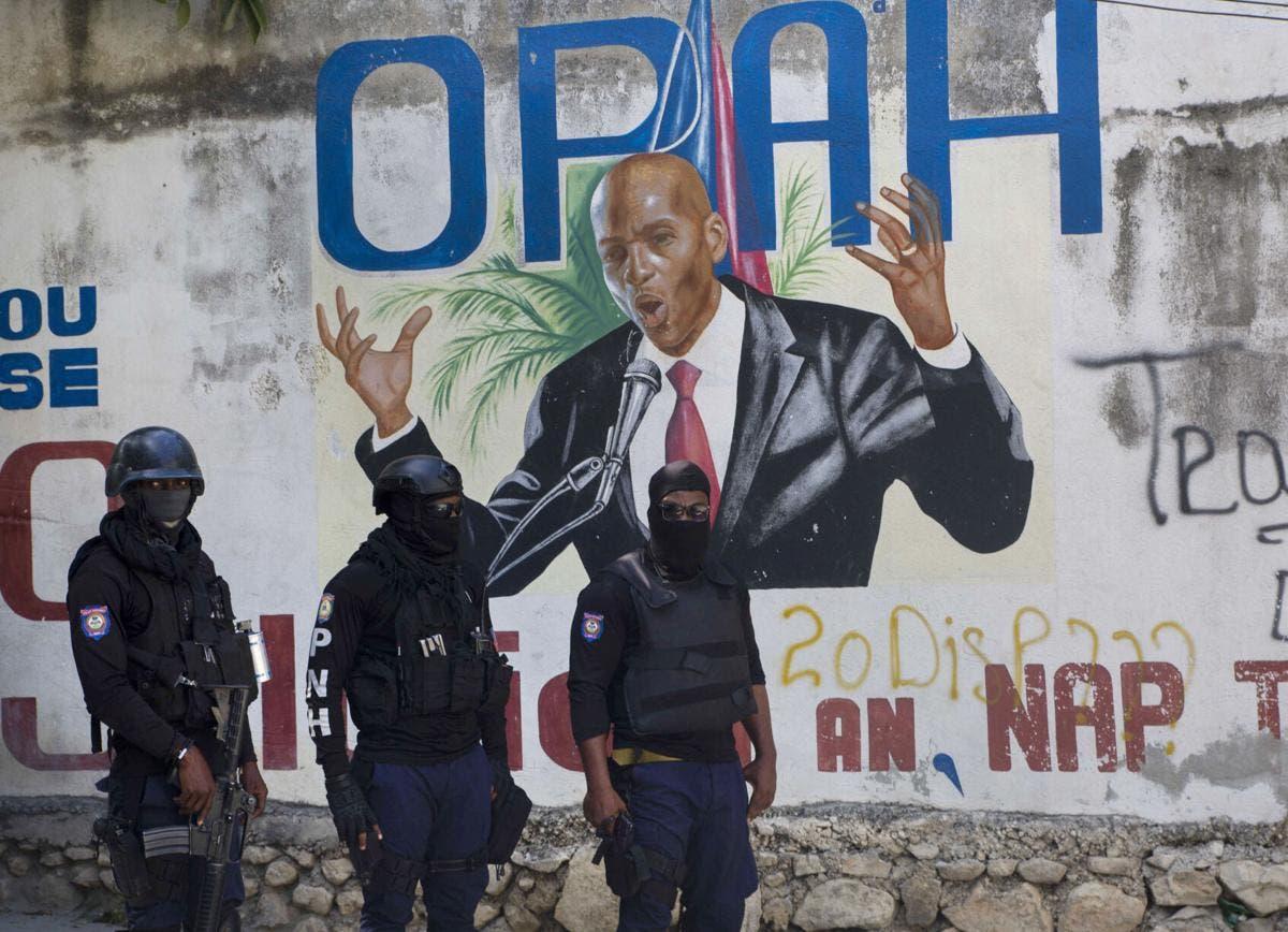 Policía de Jamaica arresta a colombiano en caso del asesinato de Jovenel Moïse