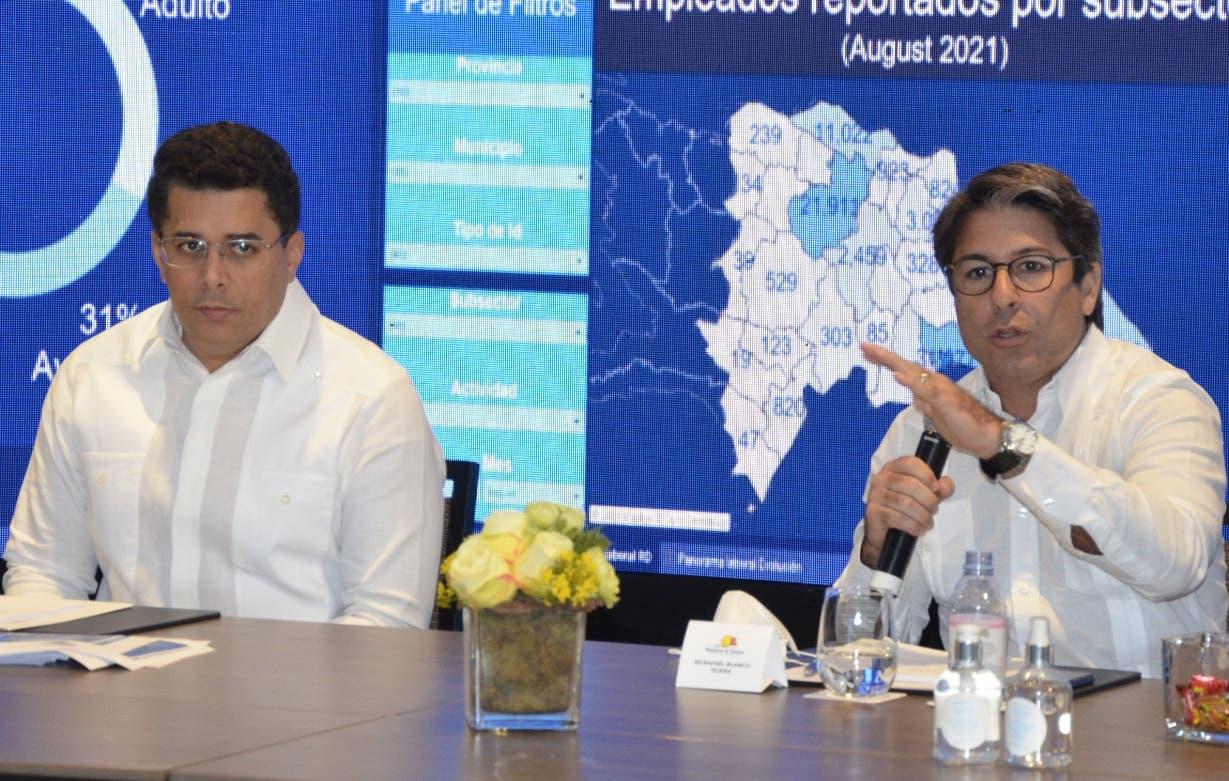 País lidera recuperación turismo al nivel regional
