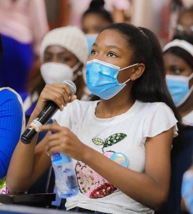 Unicef advierte que es difícil ser niña en RD