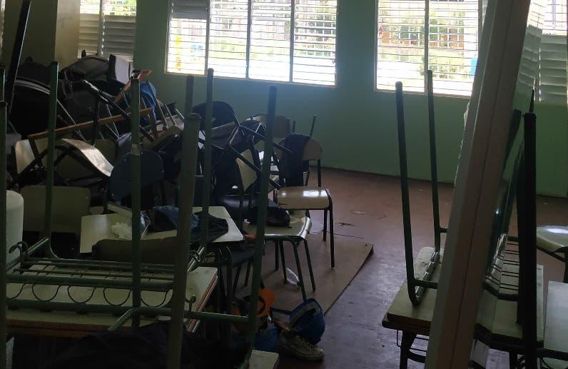 Instituto Salomé Ureña pide SOS  regreso a aulas