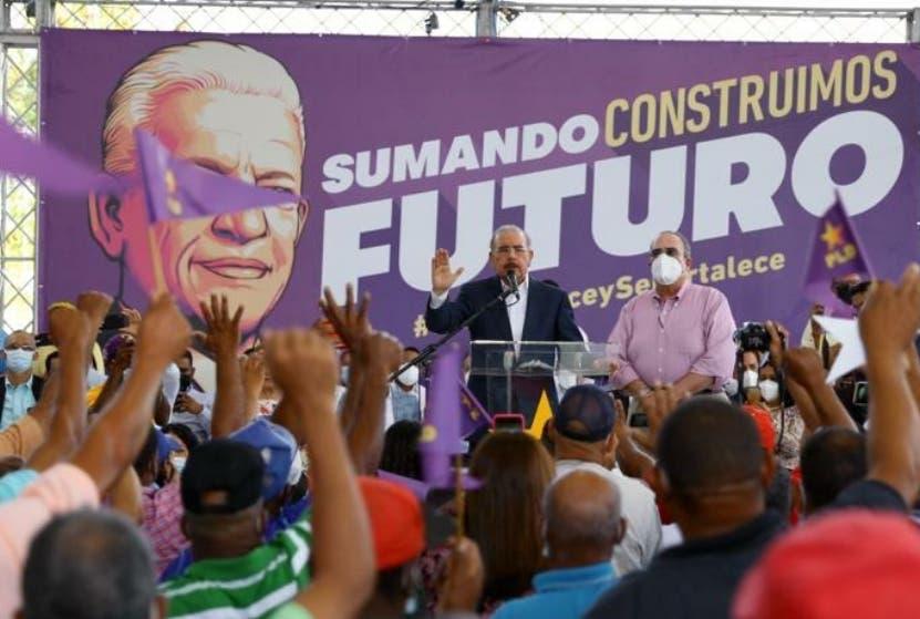 Danilo Medina: Población se cansó bienestar ofreció PLD
