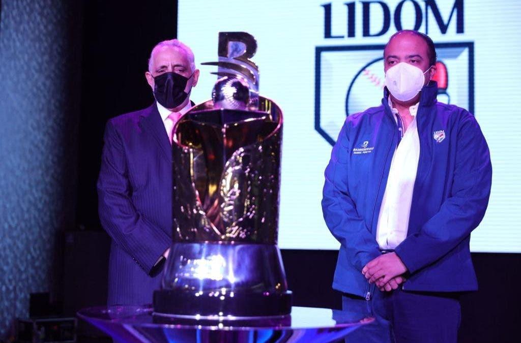 LIDOM presenta Copa Banreservas del campeonato invernal 2021-2022