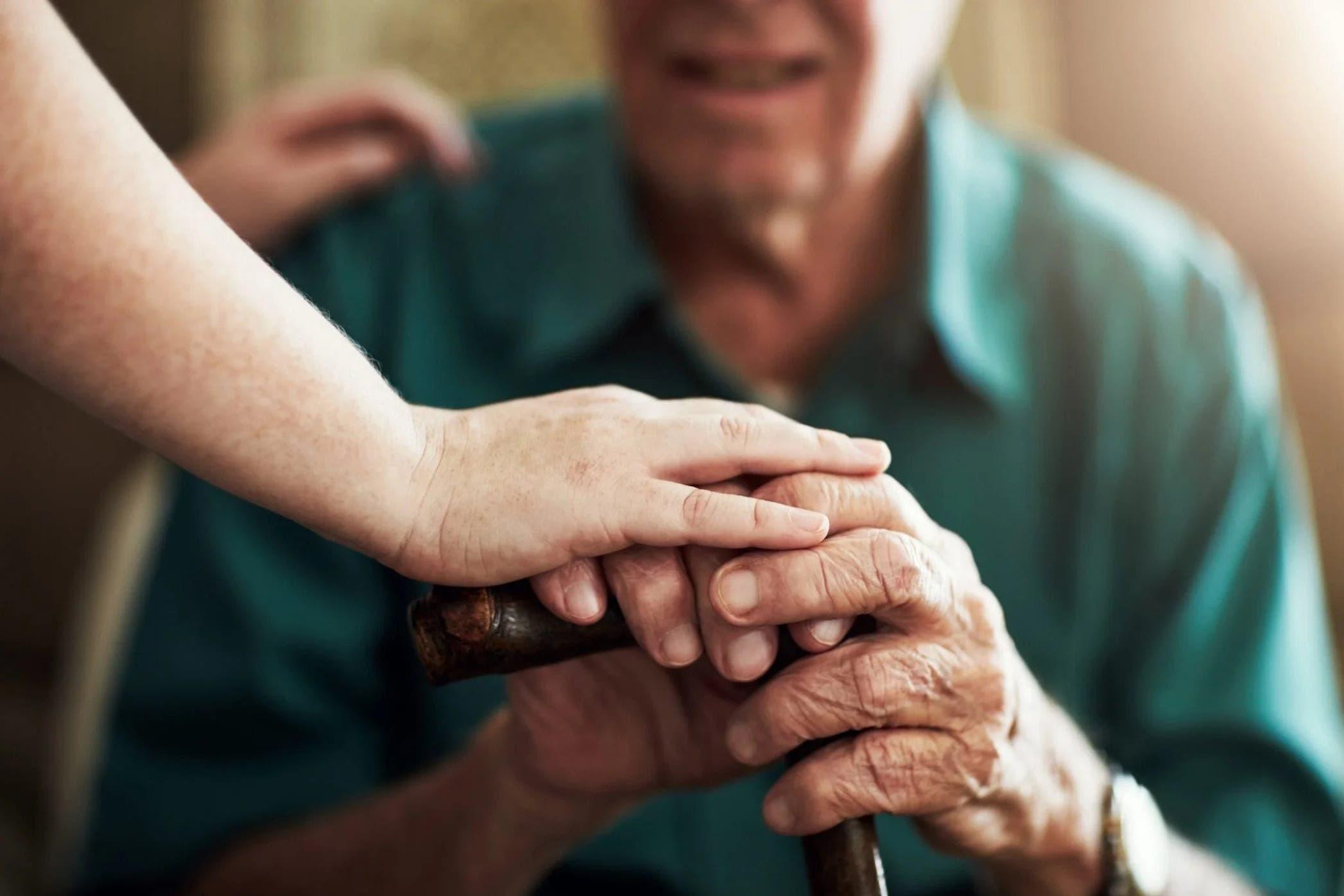 La tragedia de una familia con paciente del mal de Alzheimer