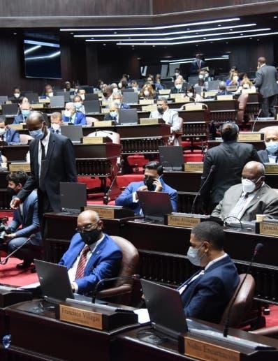 Cámara de Diputados valida préstamo por US$115 millones