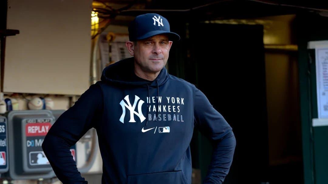 Los Yanquis de Nueva York renuevan contrato de Aaron Boone por tres años