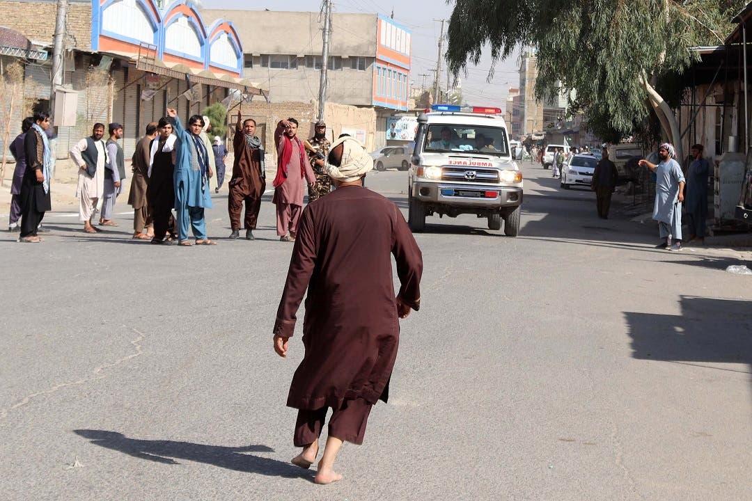 Al menos 40 muertos en un nuevo atentado contra la minoría chií en Afganistán