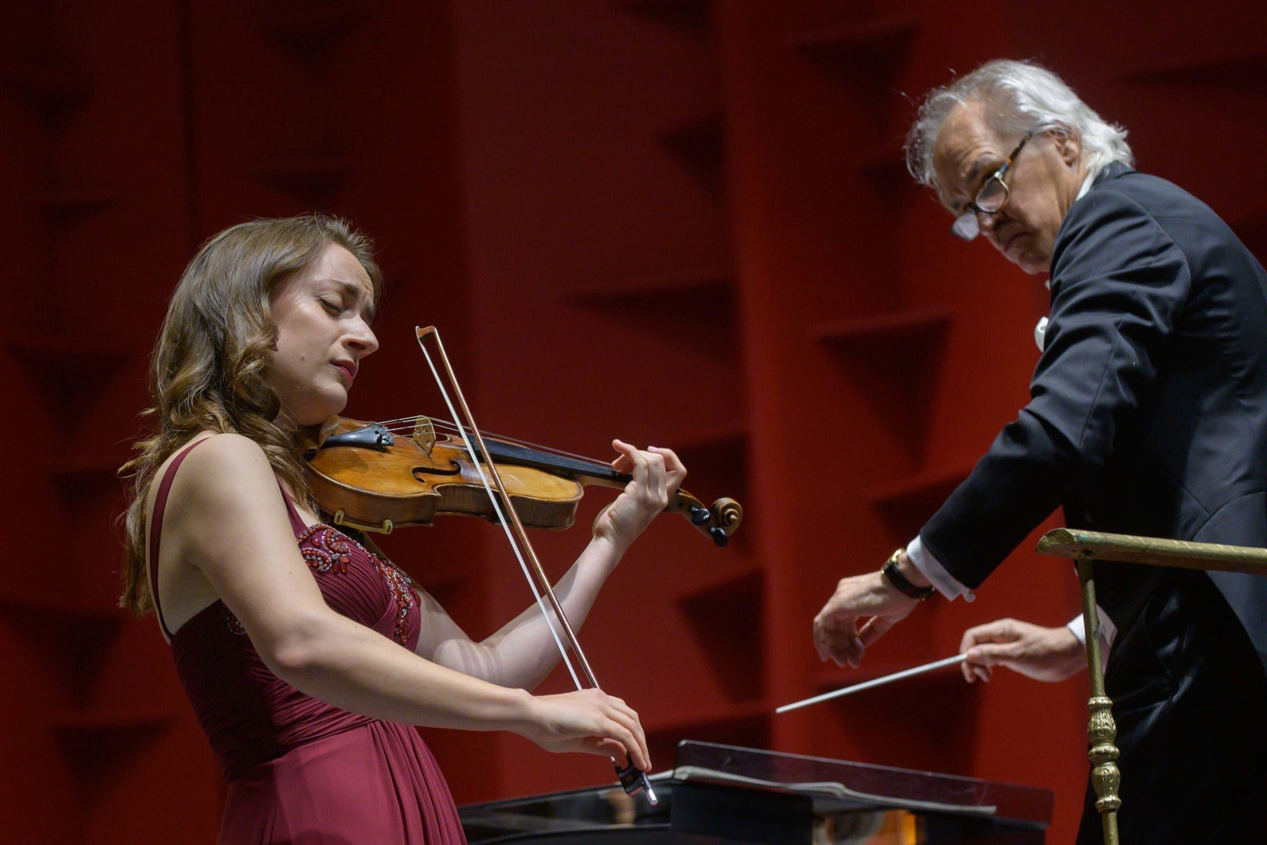 Músicos Filarmónica de Berlín se presentan en gala musical Teatro Nacional
