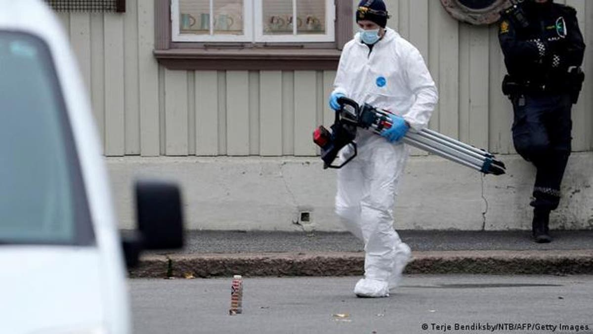 Ataque mortal con arco y flechas en Noruega «apunta» a atentado terrorista