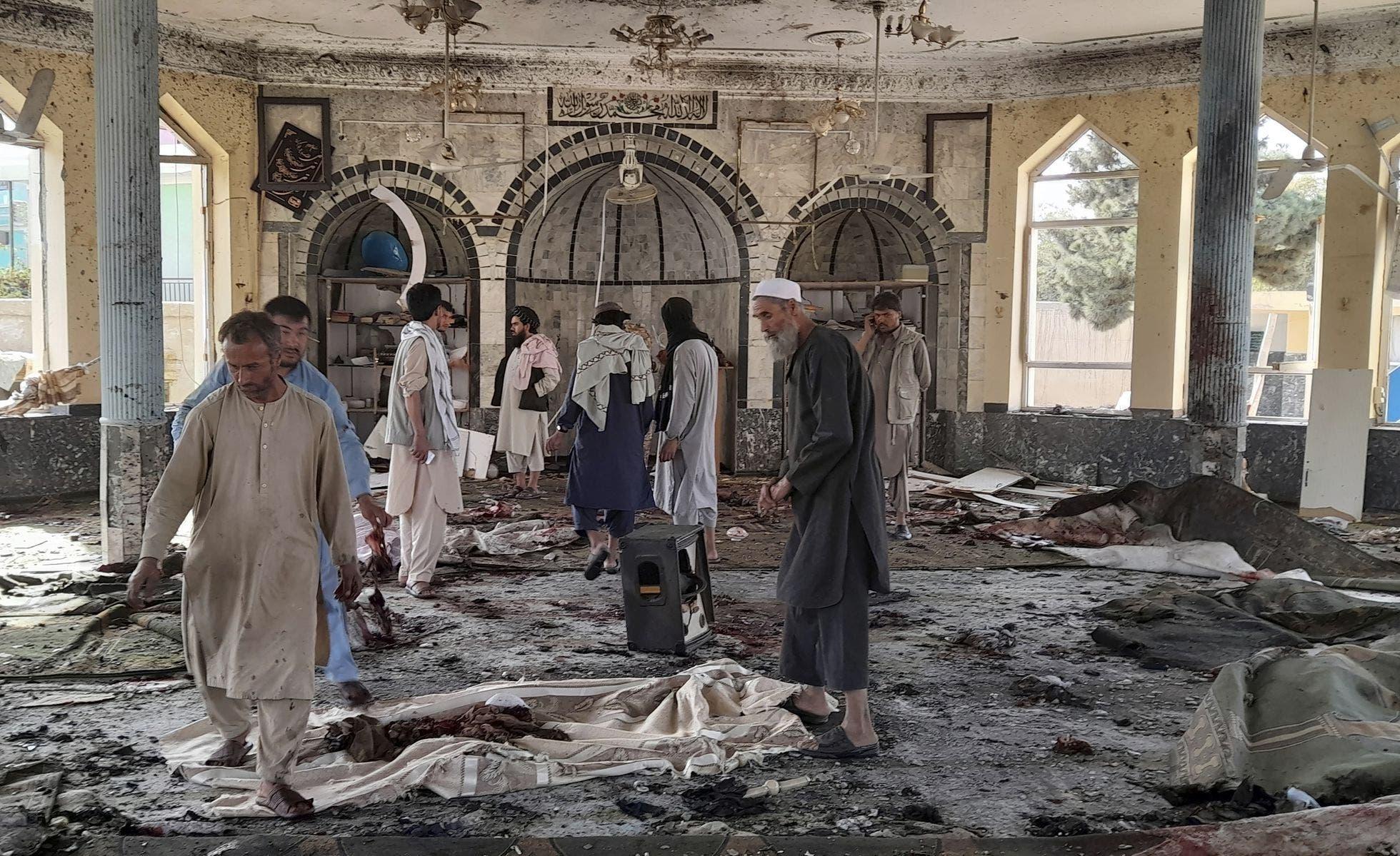 Un atentado deja 80 muertos en Afganistán