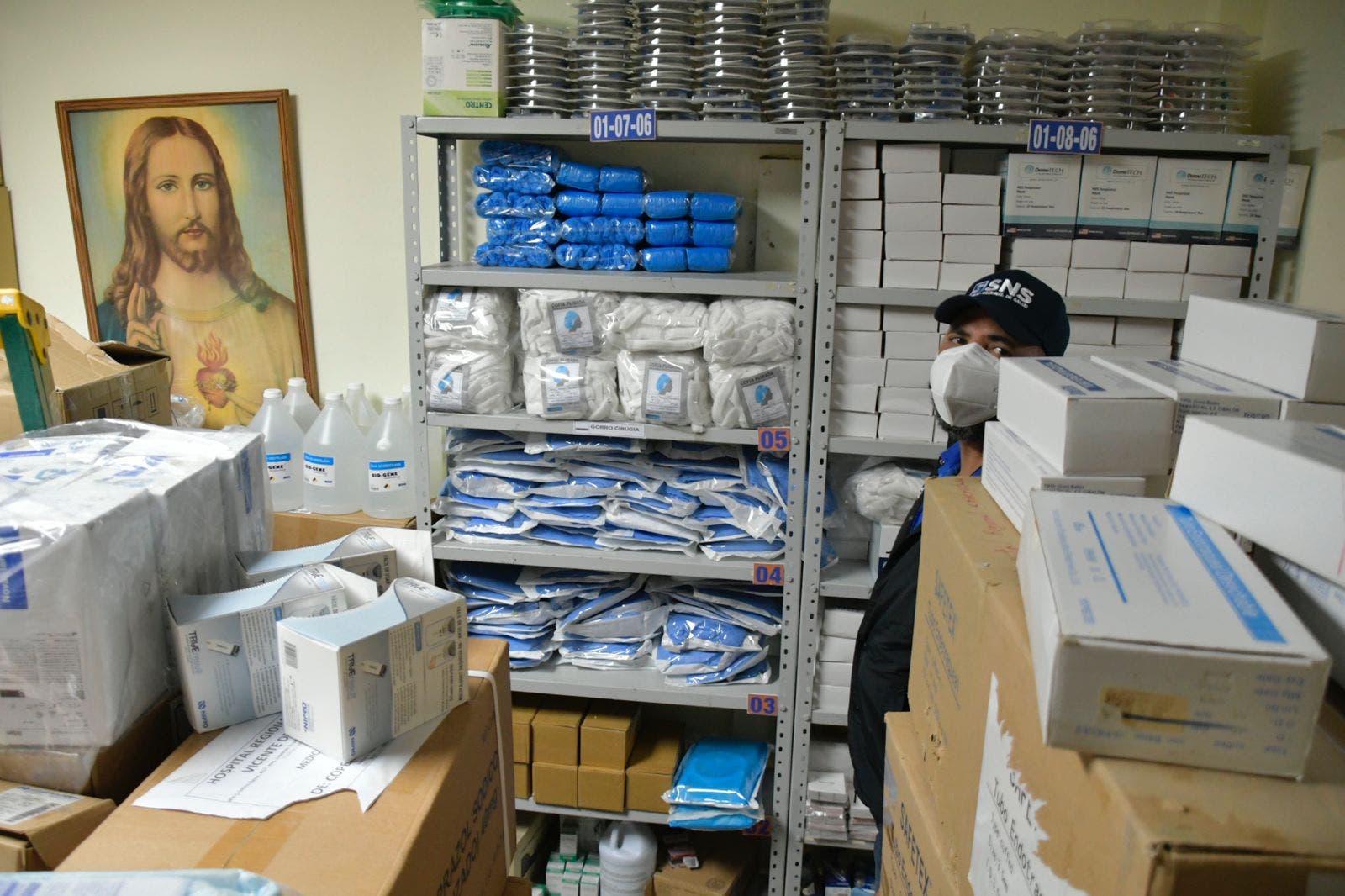 Autoridades desmienten falta de insumos y material gastable en hospital San Vicente de SFM