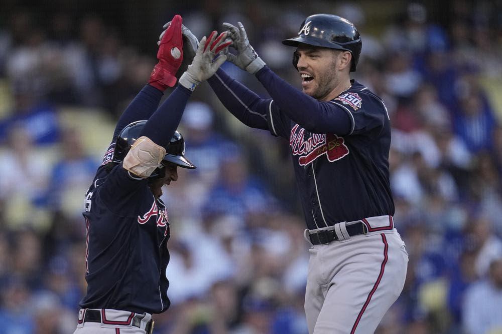Los Bravos vencieron a los Dodgers y lograron su primera aparición en la Serie Mundial desde 1999