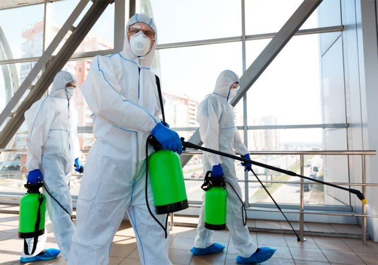 Empresas dominicanas introducen tecnología de limpieza para evitar contagios de Covid-19