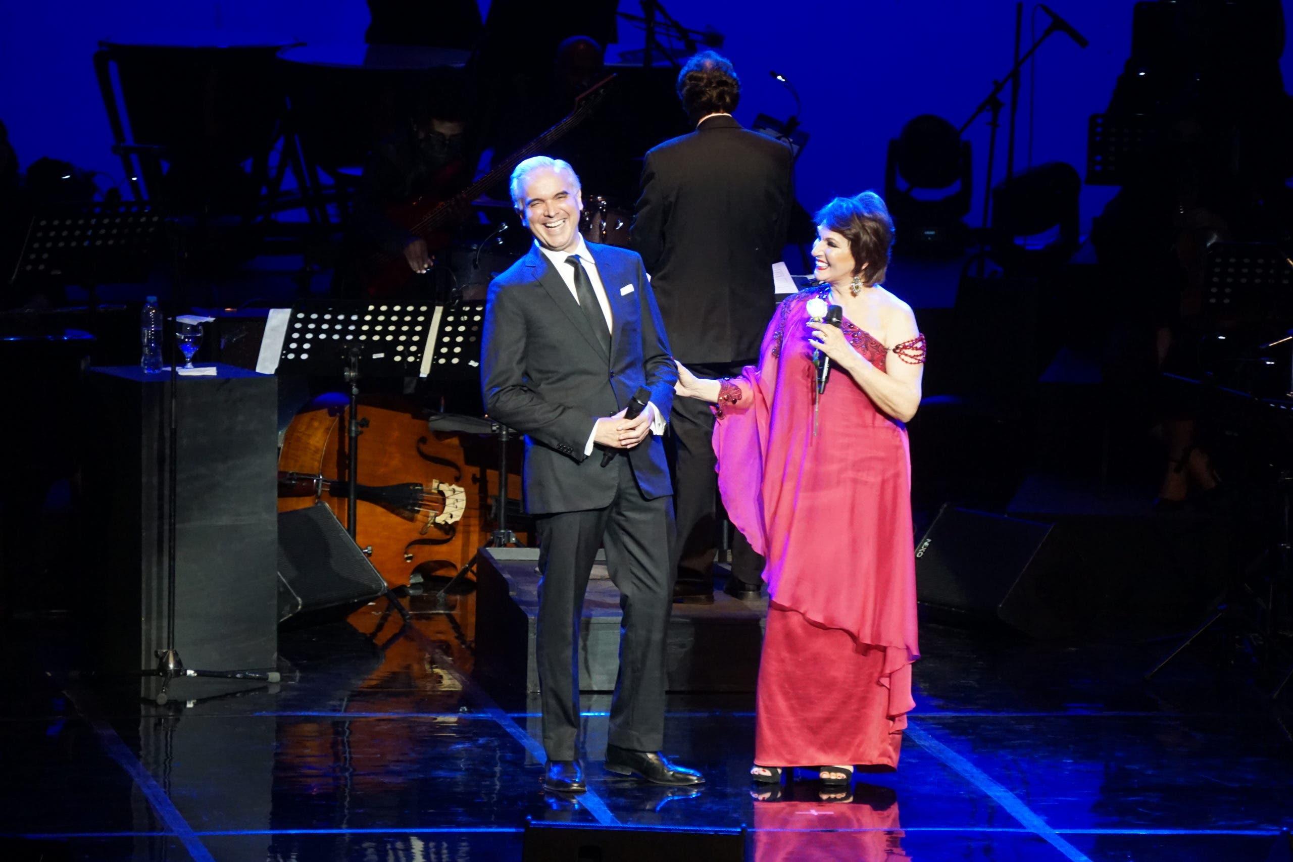Cecilia García ofreció un concierto de lujo en el Teatro Nacional