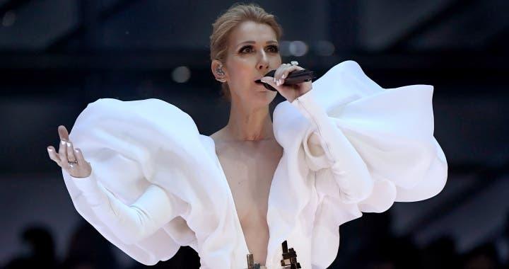 Celine Dion cancela sus conciertos en Las Vegas