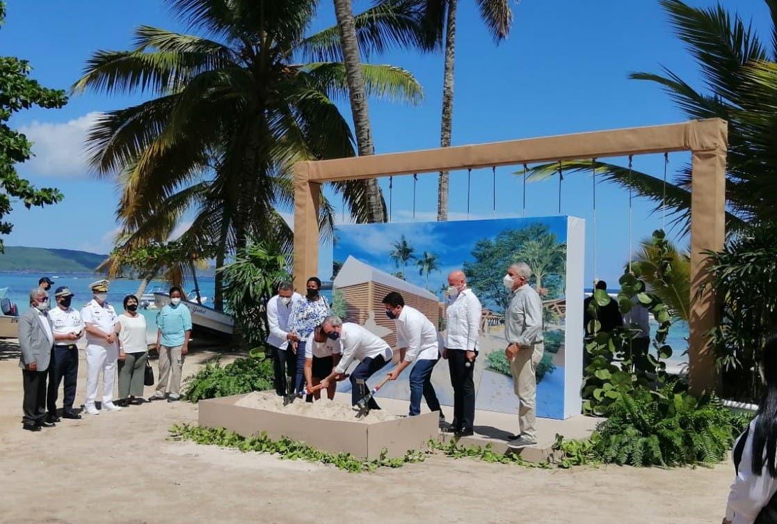 Gobierno da inicio a varias obras en Samaná