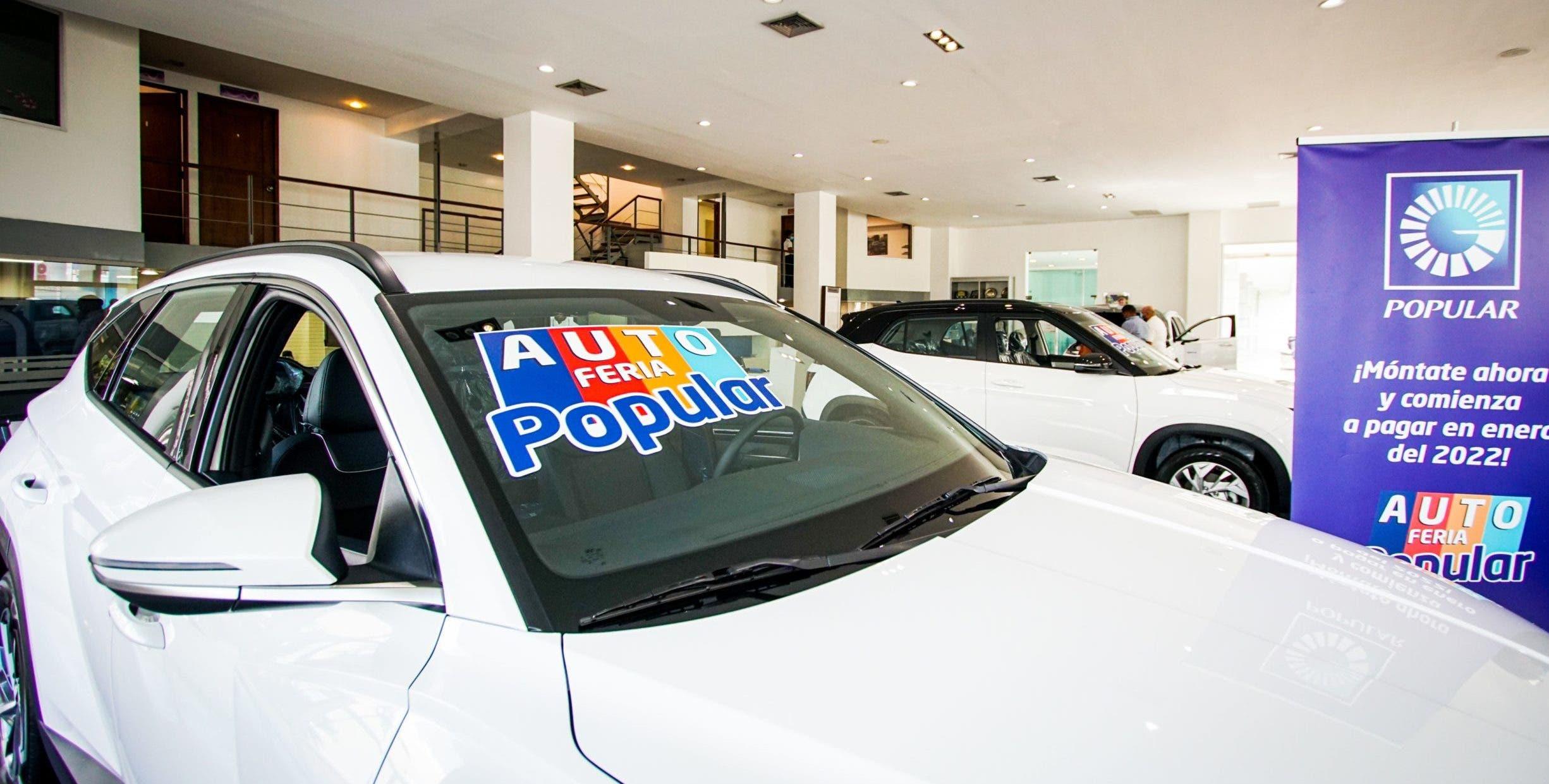 Autoferia Popular inicia su temporada preferia