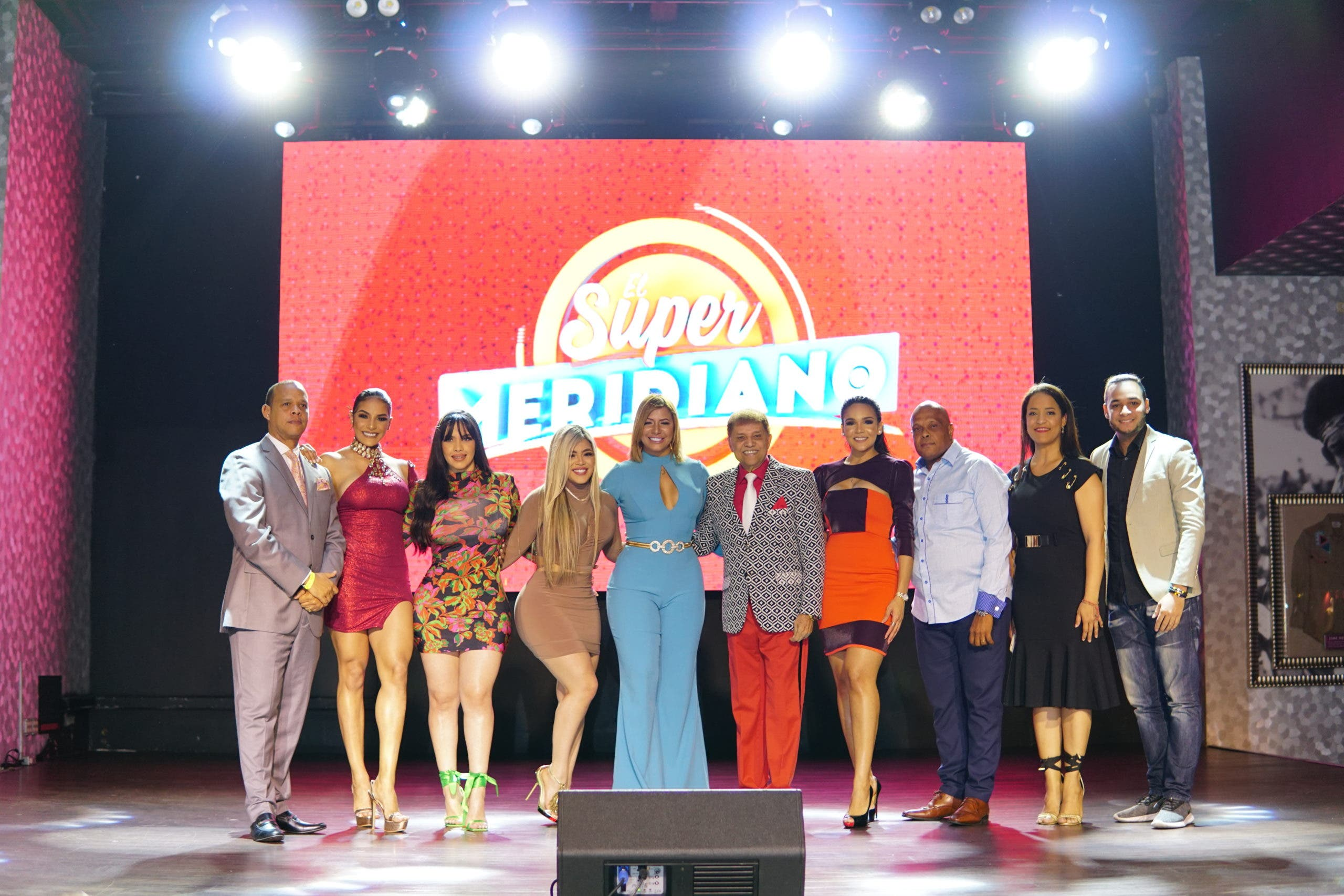 """""""El Súper Meridiano""""  programa que regresa a Domingo Bautista a la televisión"""