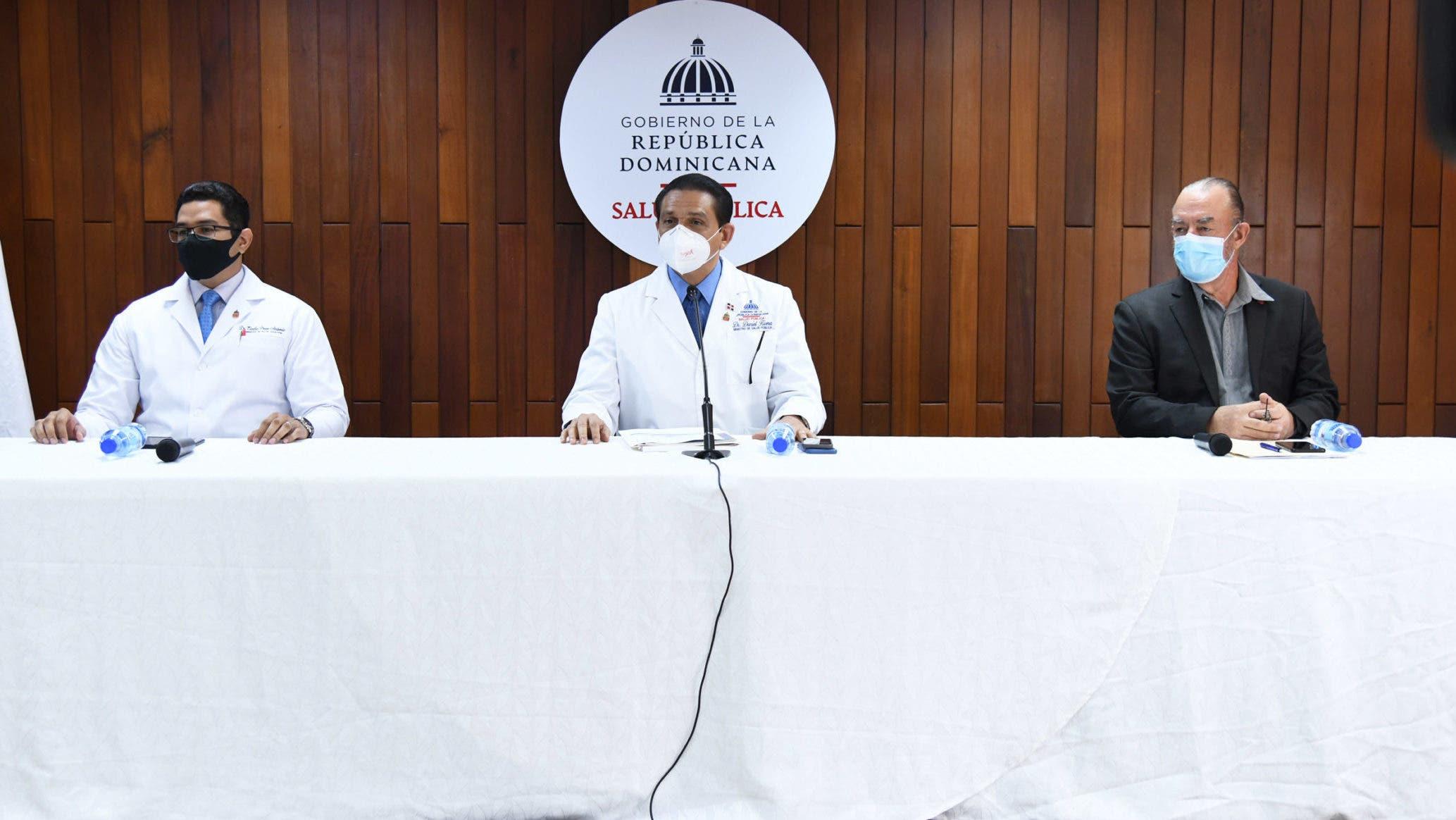 Ministro de Salud reitera que si hay consenso para vacunar a niños a partir de 5 años